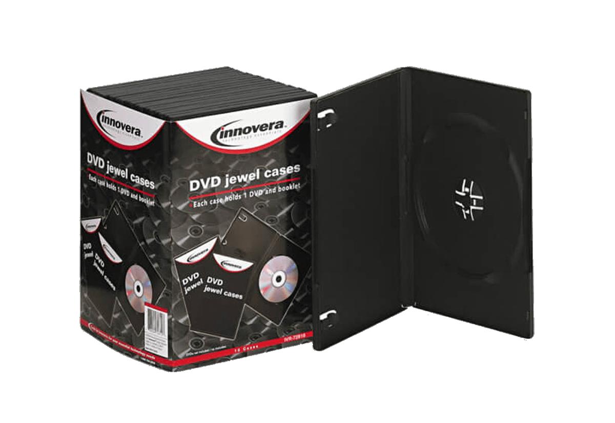 CD/DVD Boxes