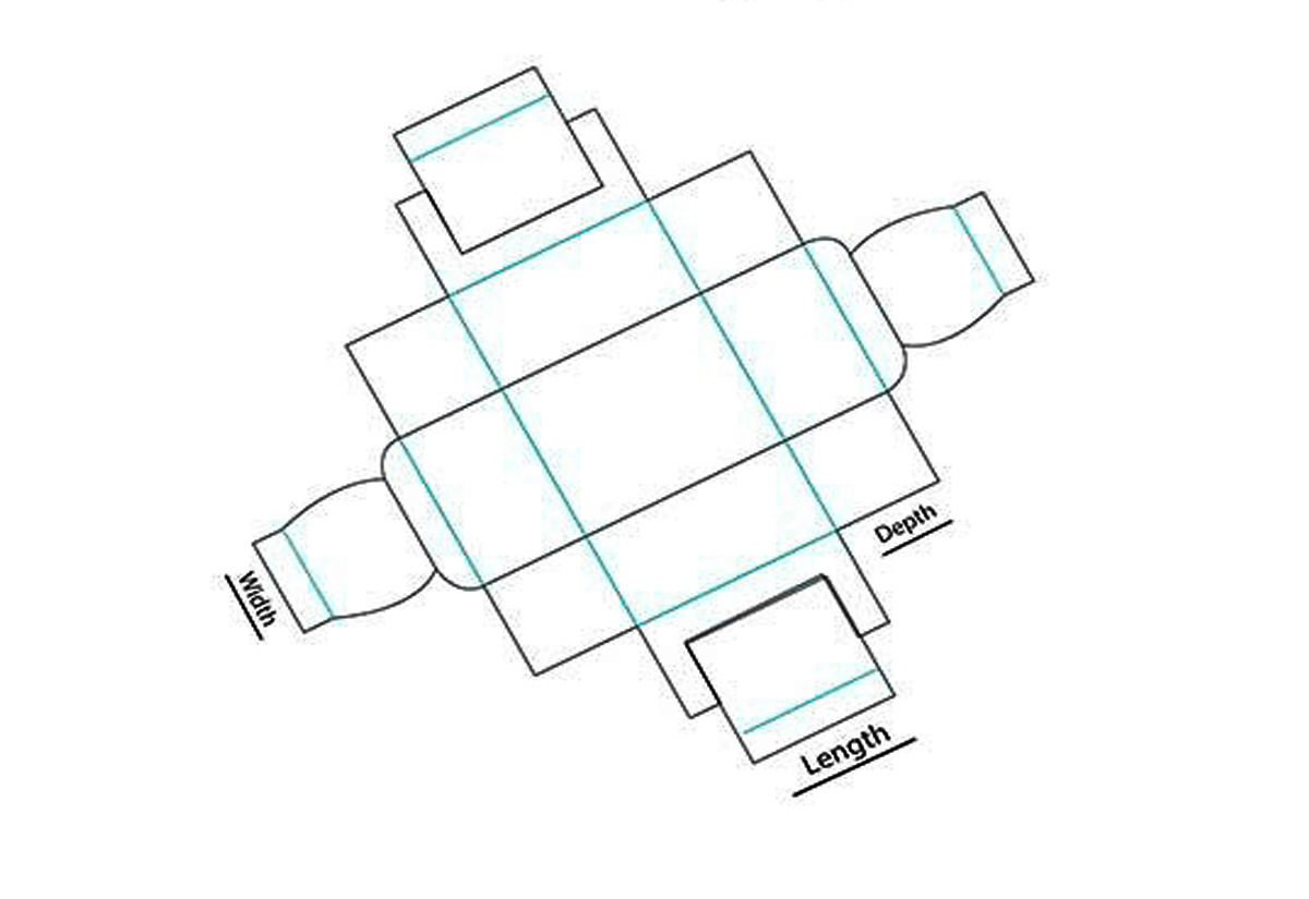 Double Frame Tray