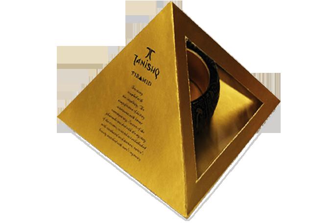 Pyramid Shape Boxes