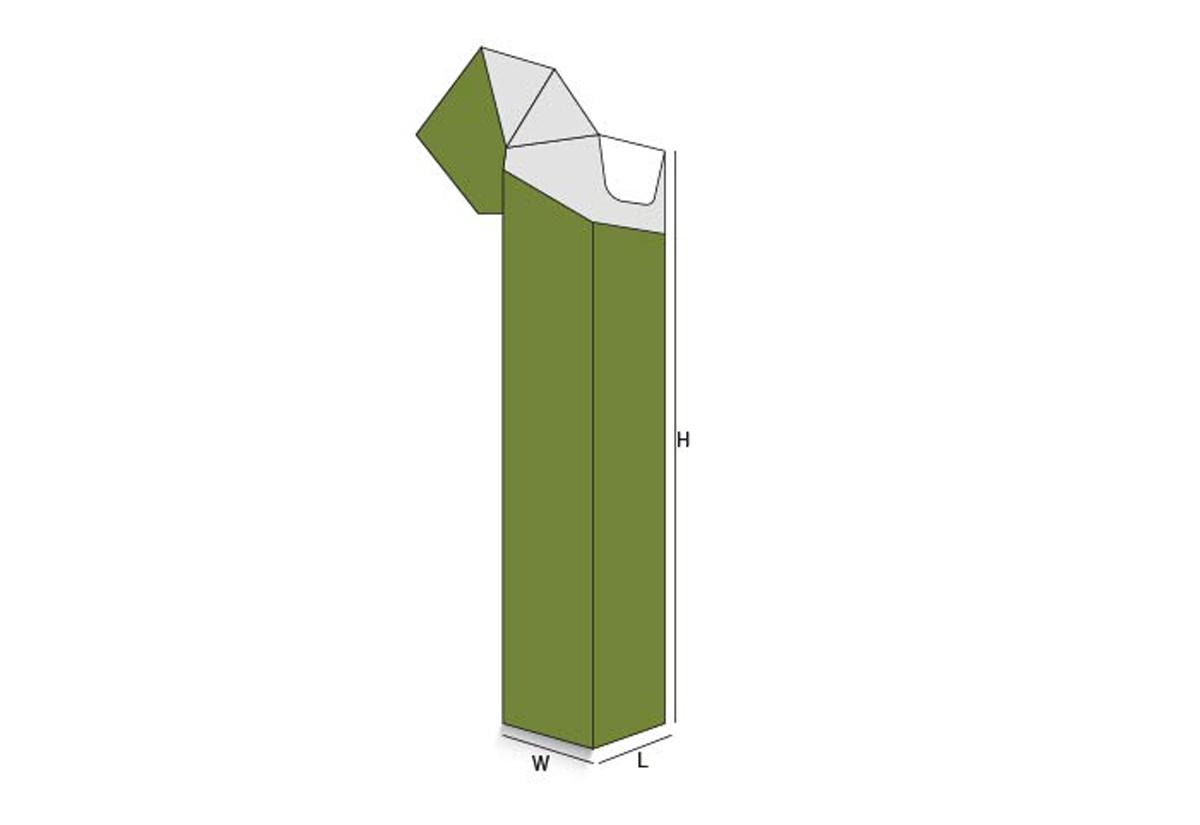 Reinforced Sides Box