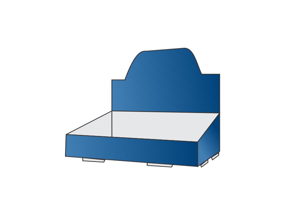 Self-Lock Tray