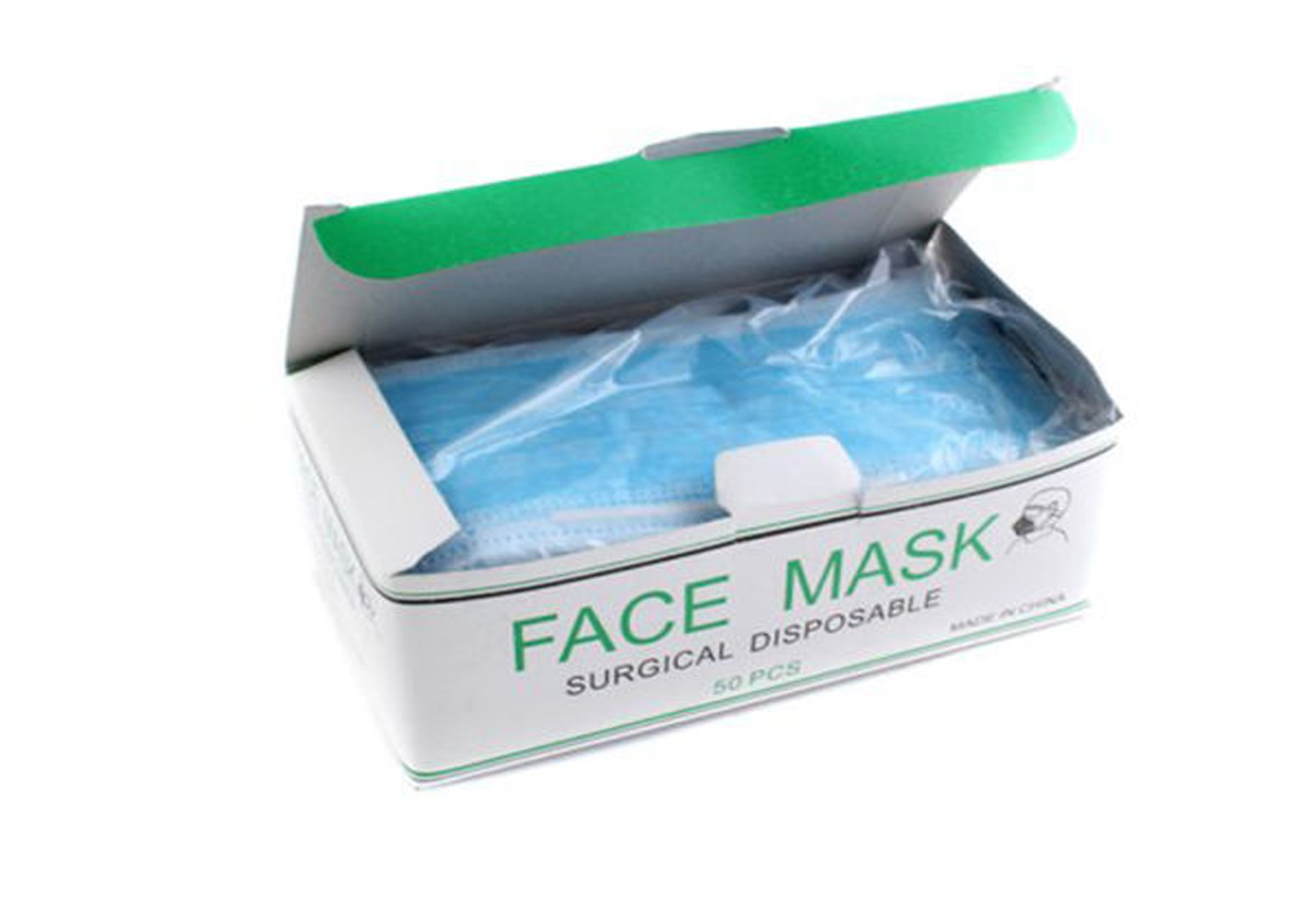 Face Mask Boxes