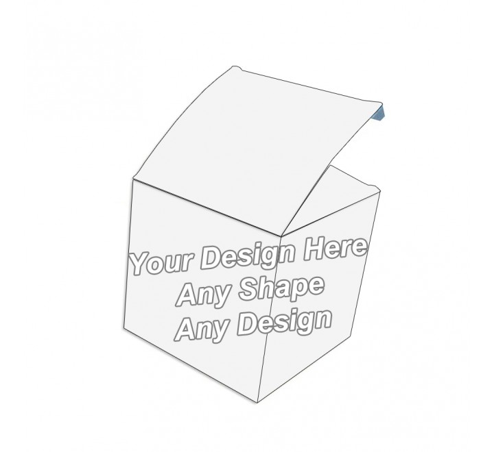 Cardboard - Cube Boxes