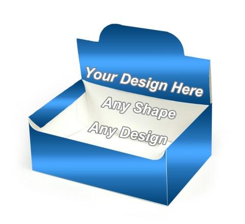 Gloss Laminated - Pop up Display Boxes