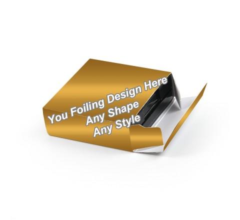 Golden Foiling - Eyeshadows Mascara Boxes