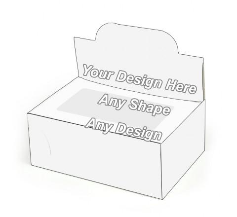 Window - Pop up Display Boxes